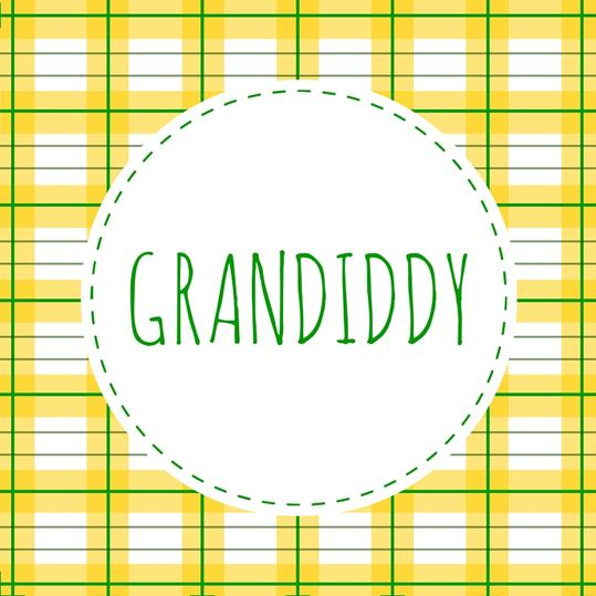 Grandfather Name: Grandiddy