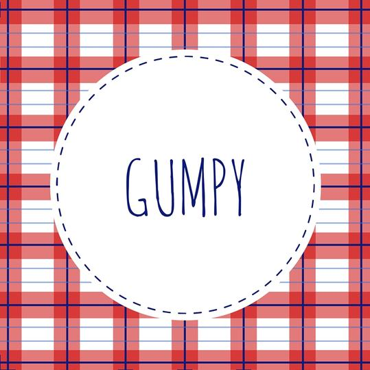 Grandfather Name: Gumpy