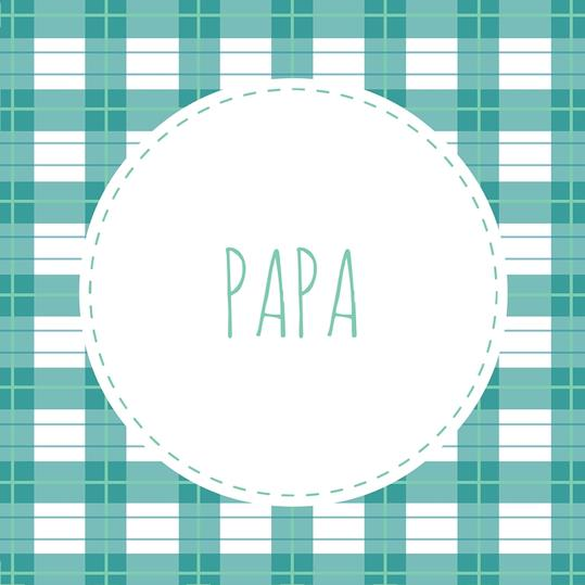 Grandfather Name: Papa