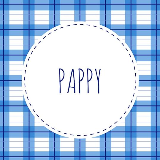 Grandfather Name: Pappy