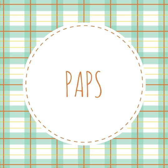 Grandfather Name: Paps