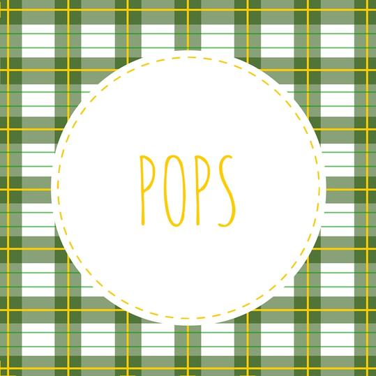 Grandfather Name: Pops