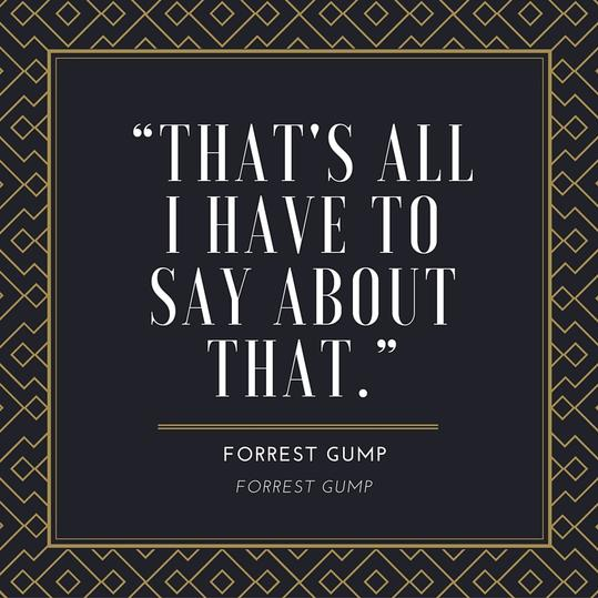 Forrest Gump Funny Quotes: The Most Quotable Lines From Forrest Gump