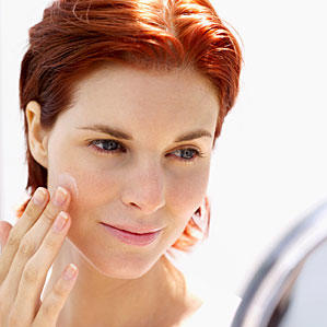 All You: Tone down redness