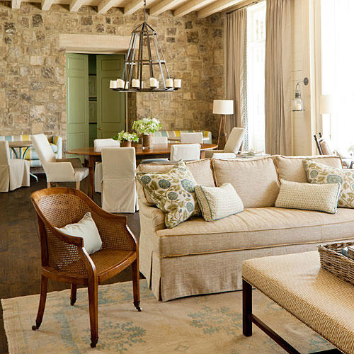 Southern Living Living Rooms: SL Home Awards: Best New Home