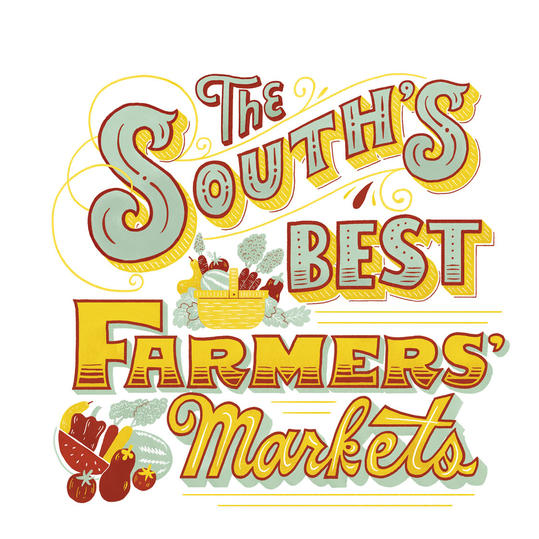 The South's Best Farmers Markets