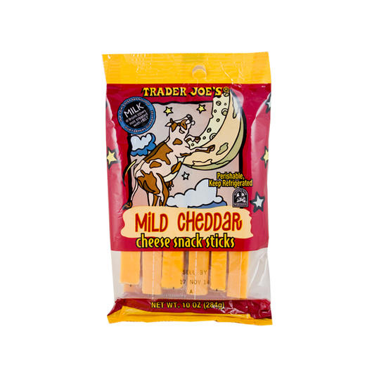 Trader Joe's Chedar Cheese Sticks