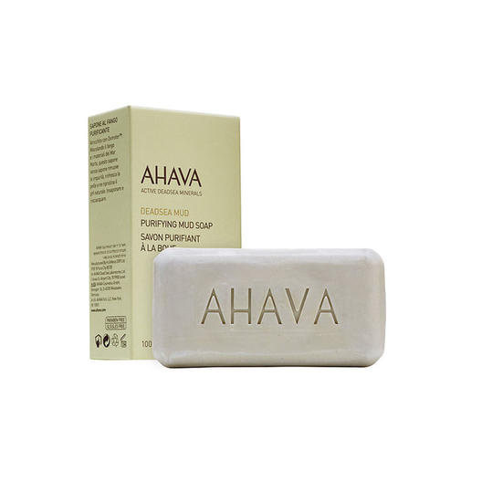 AHAVA Mud Soap