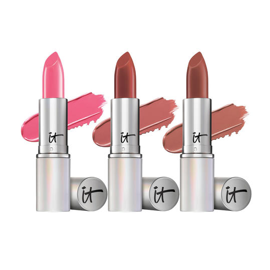 iT Cosmetics Best Selling Lipstick