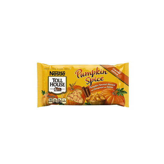 Nestlé Toll House Pumpkin Spice Morsels