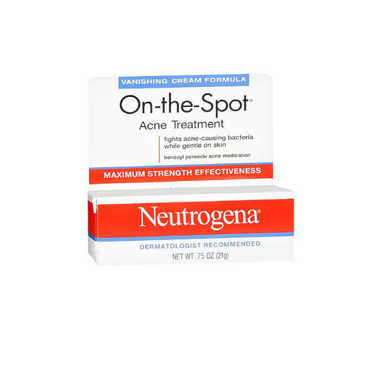 Neutrogena On-the-Spot Acne Treatment, Vanishing Formula