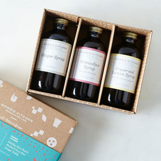Food52 Cocktail Syrups Gift Set
