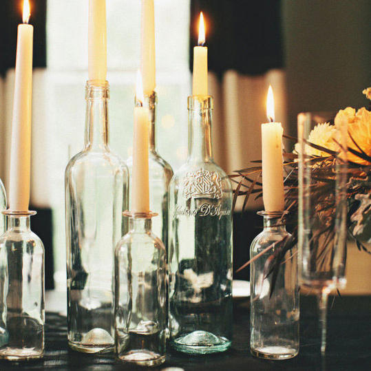 Classic Black and White Halloween Party Theme