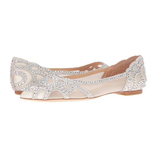 Badgley Mischka Gigi Flat