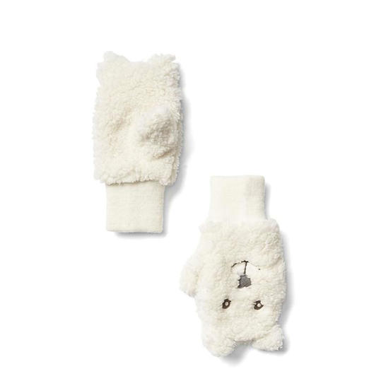 Cozy Bear Mittens