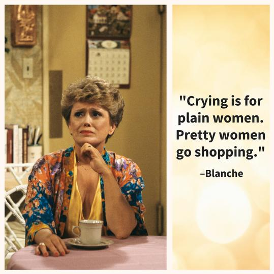 Senior Quotes For Girls 17 Quotes From The Golden Girls Guaranteed To Make Your Day