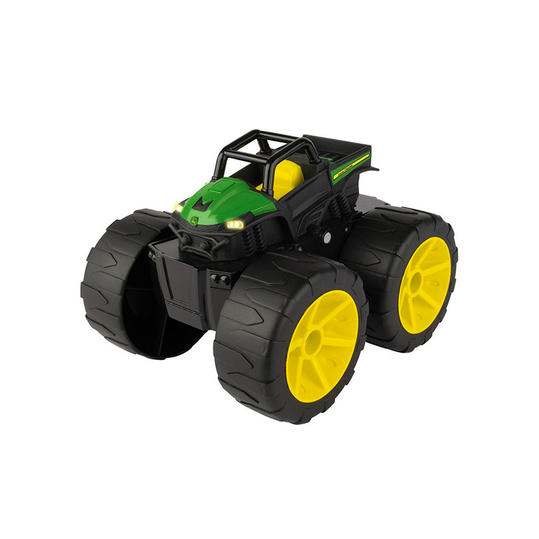 John Deere Monster Treads Flippers Alligator Gator Vehicle