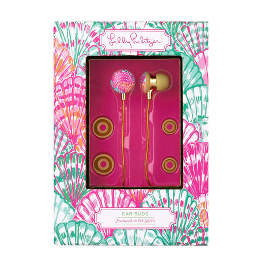 Lilly Pulitzer Headphones