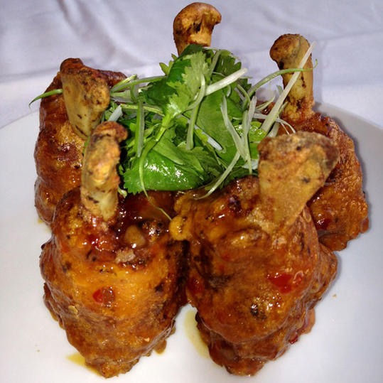 The Source Chicken Wings
