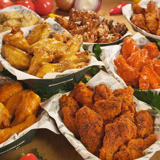 WingStop; Texas-Based Chain