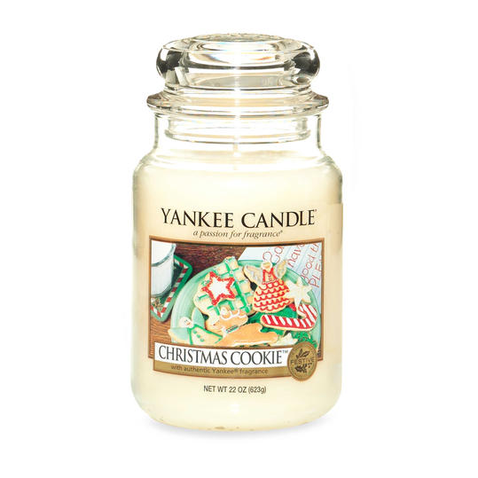 Yankee Candle Christmas Cookie