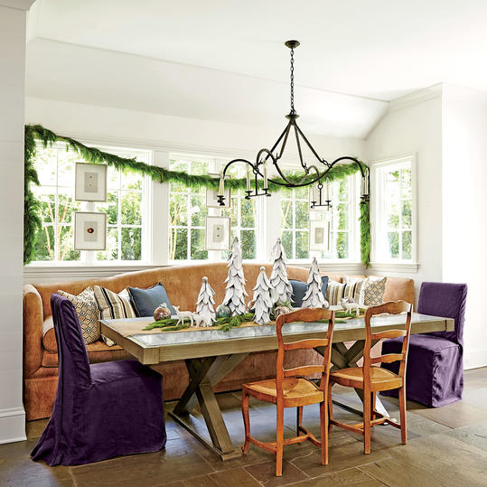 Beautiful Banquette