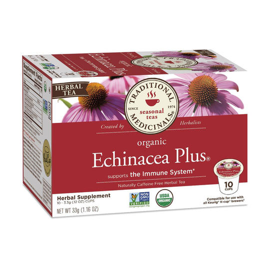 Traditional Medicinals Echinacea Plus Tea