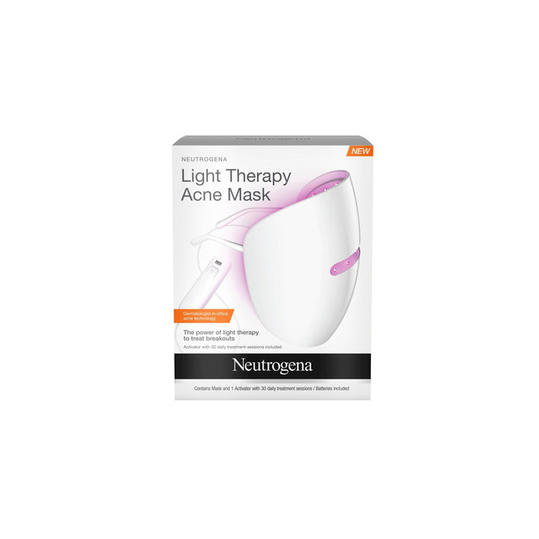 Acne-Prone: Neutrogena Light Therapy Acne Mask