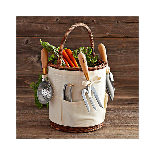 RX_1702 Grandmother Gifts Mothers day Agrarian Tool Basket