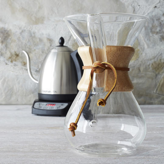 Chemex Classic Series Drip Coffee Glass Coffee Maker