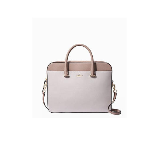 Saffiano Laptop Bag