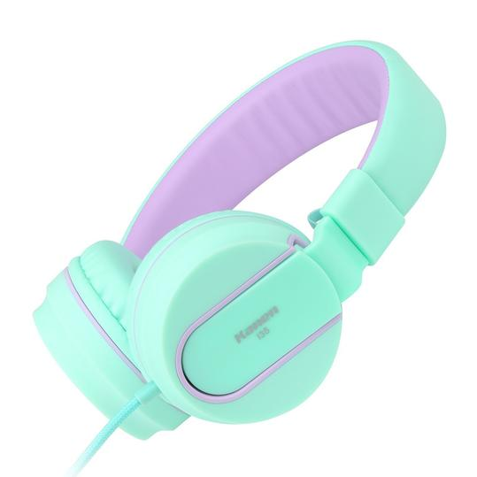 Lightweight Colorful Headphones