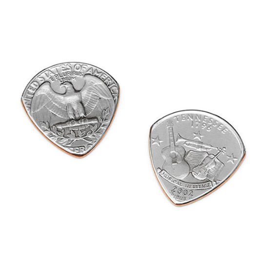 Coin Guitar Picks