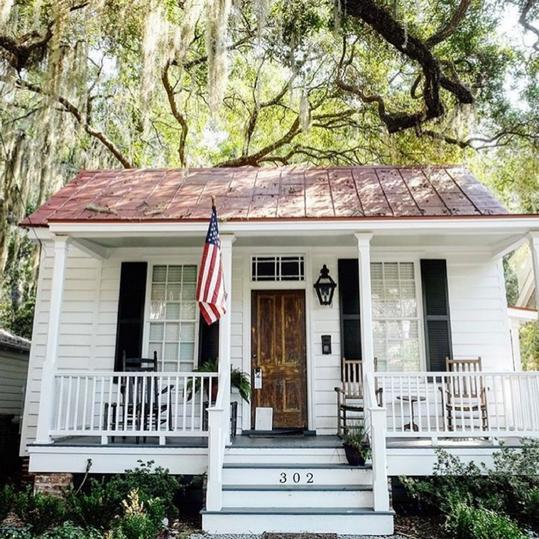 Our Best Instagrams charming beaufort home