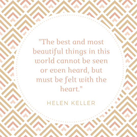 50 most popular quotes for wedding invitations southern living helen keller quote stopboris Gallery