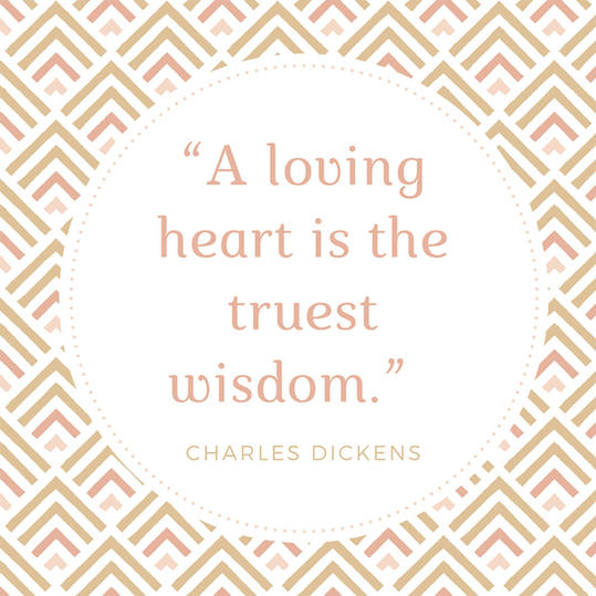 Charles Dickens on Wisdom