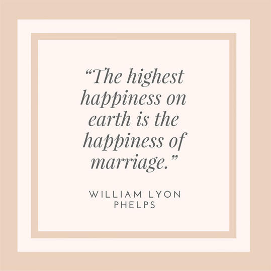 50 most popular quotes for wedding invitations southern living william lyon phelps quote stopboris Image collections