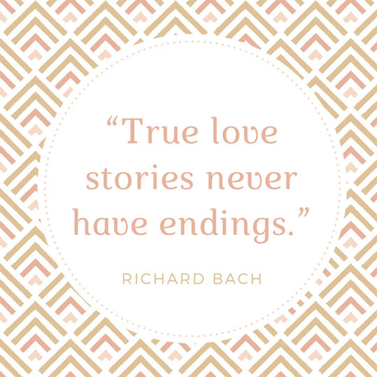 Richard Bach on Love Stories