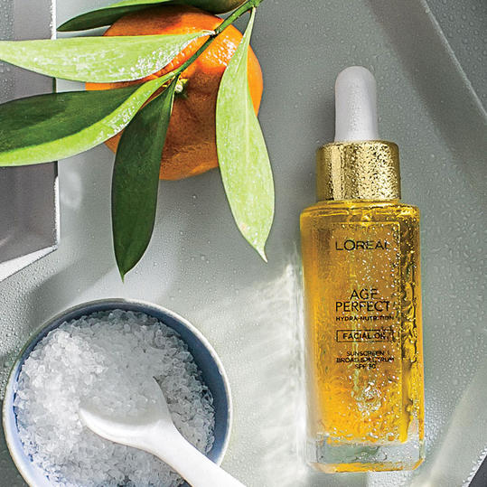 Age Perfect Facial Oil