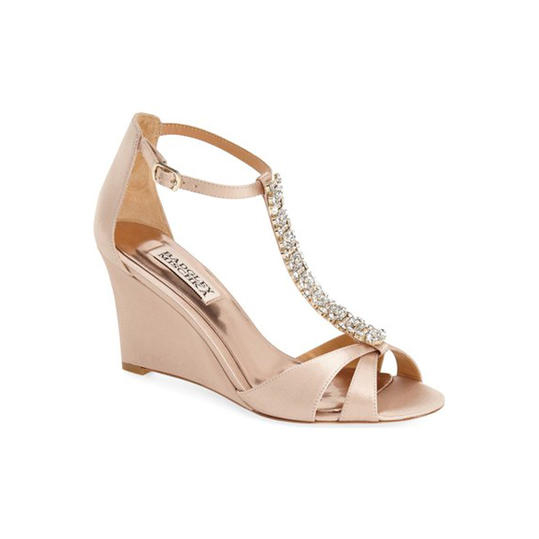 Badgley Mischka Romance Wedge Sandal