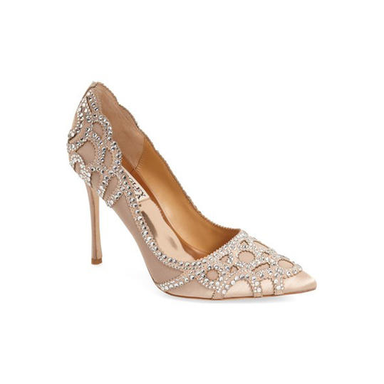 "Badgley Mischka ""Rouge"" Pointy Toe Pump"