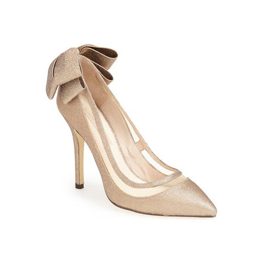 "Menbur ""Crusy"" Glitter Pointy Toe Pump"