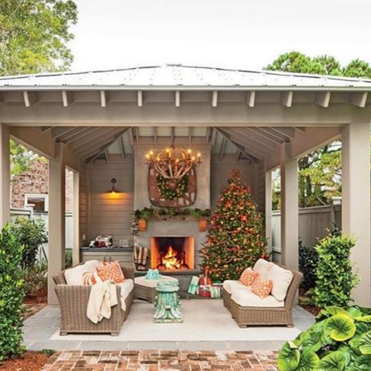 Presents on the Patio?