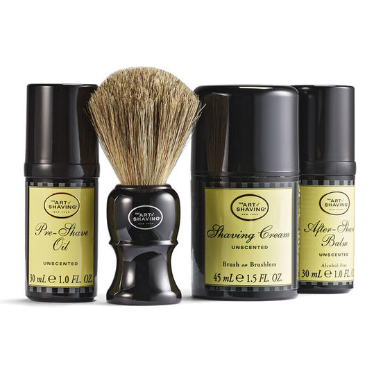Carry-On Shave Kit