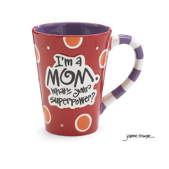 RX_1701 Mother's Day Mugs Mom Superpower