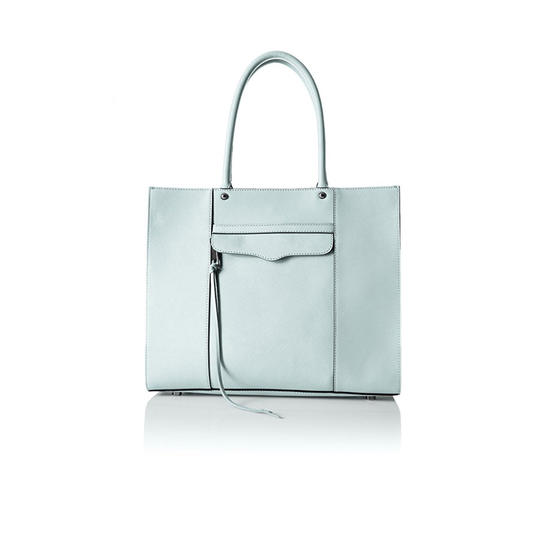 Rebecca Minkoff Light Mint Tote