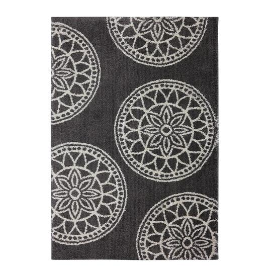 Mohawk Home Medallion Shag Area Rug