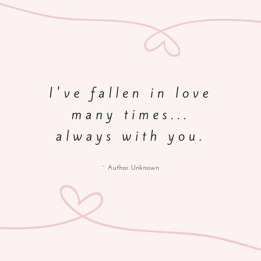 Author Unknown Love Quote