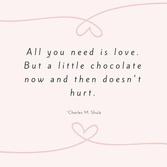 Charles M. Schulz Love Quote