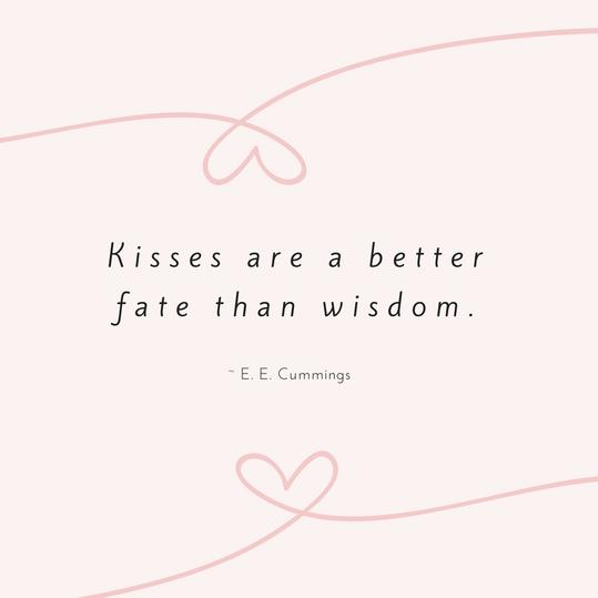 E. E. Cummings Love Quote